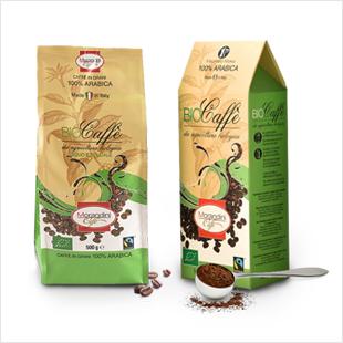 Bio Coffee(100%アラビカ種)